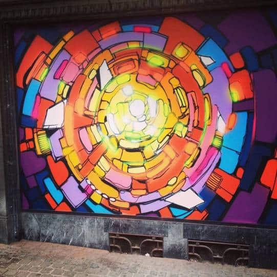 image wrung et nova dead street art second