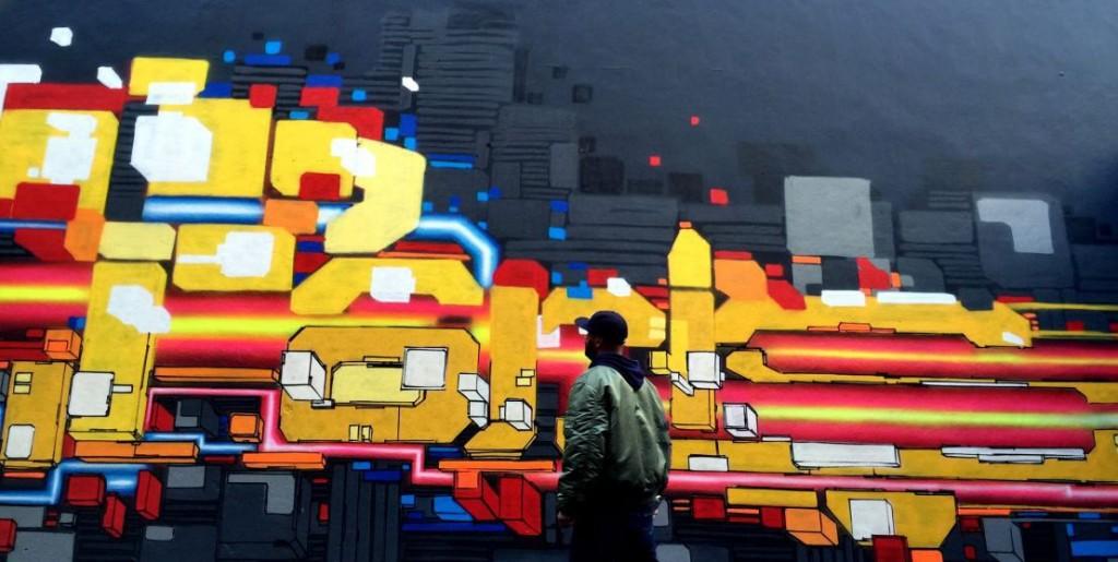 image wrung et nova dead street art troisième