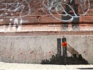 image zoom banksy l'engagé huitième