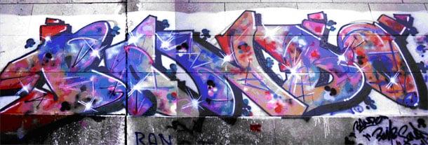 image art-urbain-metros-New-Yorkais-nasty street art