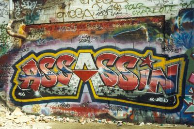 image assassin street art