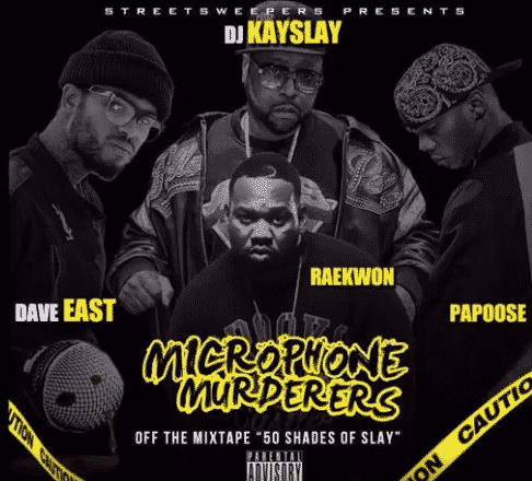 image dj kay slay du titre microphone murderers