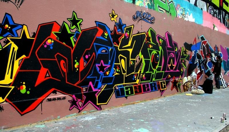 image jayeric street art