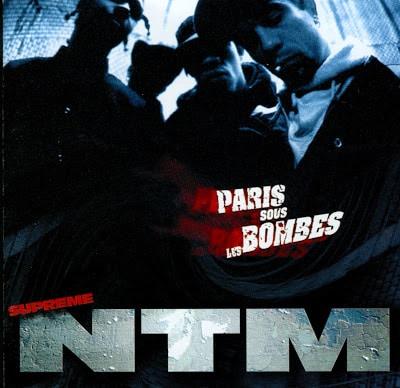 image ntm paris sous les bombes street art