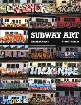 image subway art street art