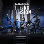 Le Red Bull Flying Illusion débarquera en France fin 2016