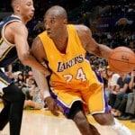 Les Lakers de Kobe Bryant s'inclinent de 48 points