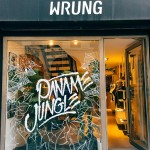 Wrung collabore avec Mpy pour sa collection printemps été 2016 « Paname Jungle »