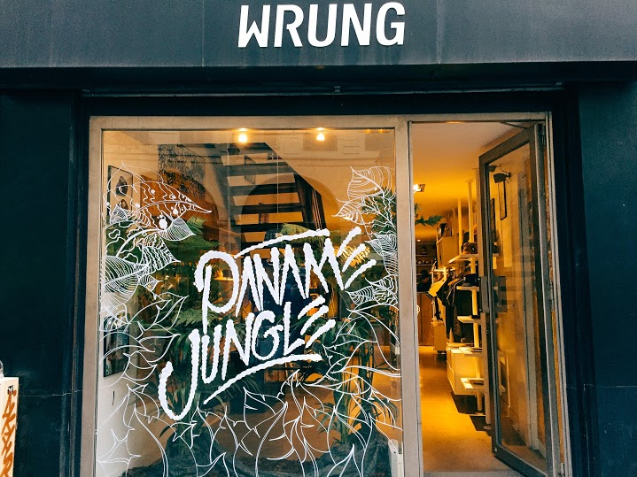 image wrung boutique paname jungle