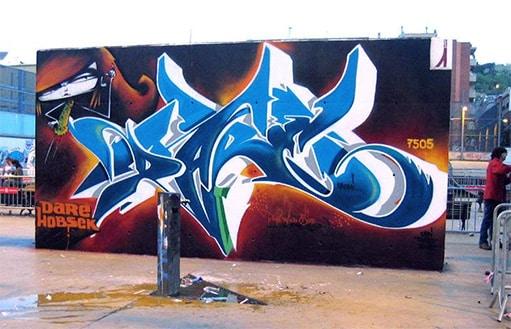 image dare graffiti