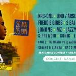 FESTIVAL PARIS HIP HOP 2016: LA QUINZAINE DU HIP HOP