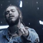 """Post Malone dévoile toute sa bijouterie dans le clip """"Go Flex"""""""