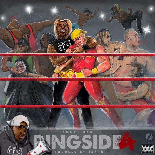 image smoke dza cover mixtape ringside 4