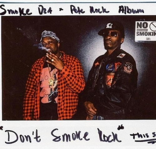 image Smoke DZA Pete rock