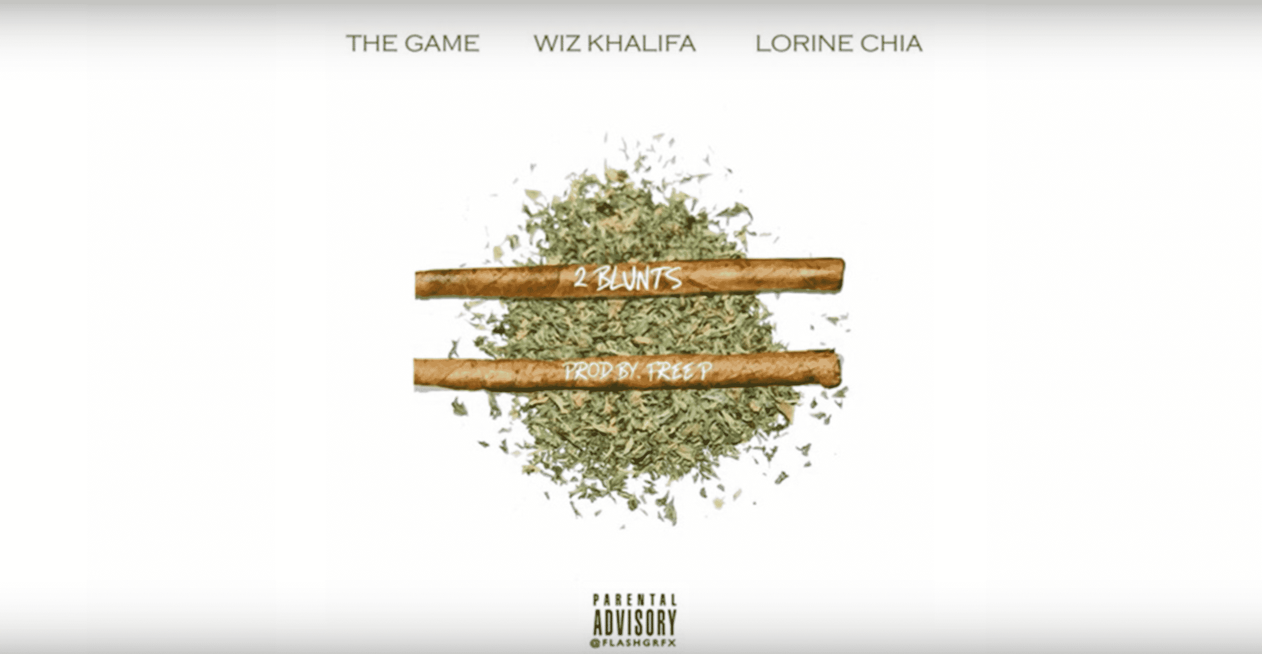 image the game son two blunts