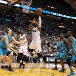 Les Hornets n'ont pas existé et le Heat se qualifie pour le second tour des Playoffs NBA 2016.