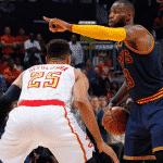 Cleveland sans la moindre pitié avec les Hawks dans ces Playoffs NBA 2016