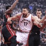 Les Raptors s'imposent face à Miami et reviennent à égalité dans la série