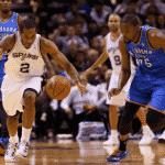 Les Spurs récupèrent l'avantage du terrain face au Thunder