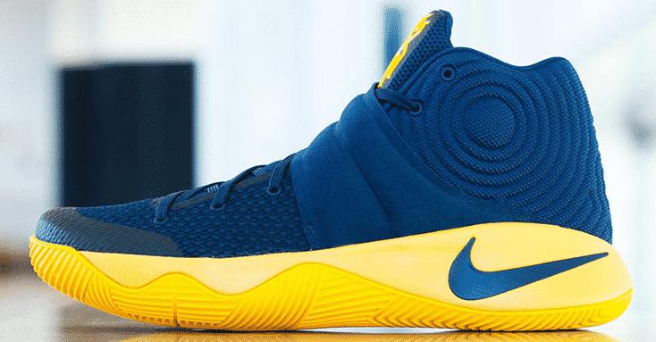 reputable site 2810f 81e88 Nike personnalise la Kyrie 2 aux couleurs des Cavs. | Hip Hop Corner