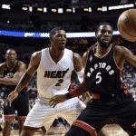 Le Heat et les Raptors devront en passer par un match 7