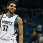 L'unanimité pour Karl-Anthony Towns élu rookie de l'année en NBA