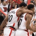 Les Raptors relancent un peu le suspense face aux Cavs