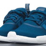 """Nouvelle version """"Blue Mesh"""" de la Adidas NMD R1"""