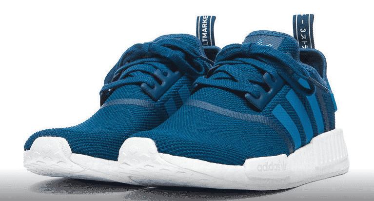 La Adidas NMD R1 fait peau neuve avec la version Blue Mesh