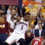 Cleveland satellise les Raptors et reprend l'avantage