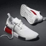 Sortie de la nouvelle Adidas NMD_R1 Primeknit White avec de belles couleurs !