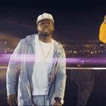 """50 Cent et Chris Brown dans une grosse villa pour le clip de """"I'm The Man"""""""