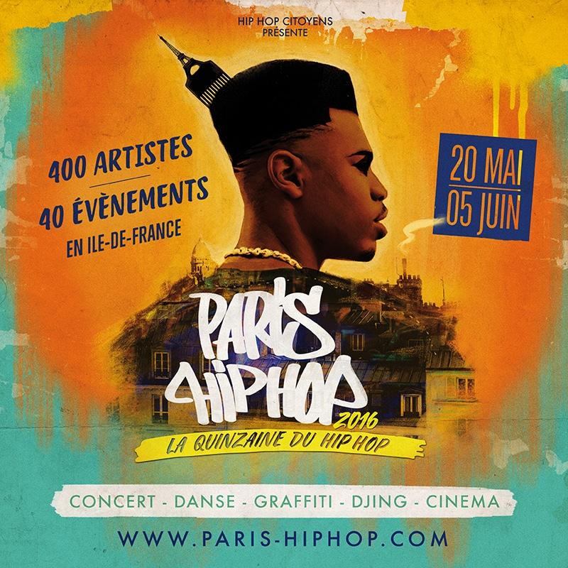 salle concert hip hop paris