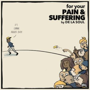 image de la soul cover ep for your pain & suffering