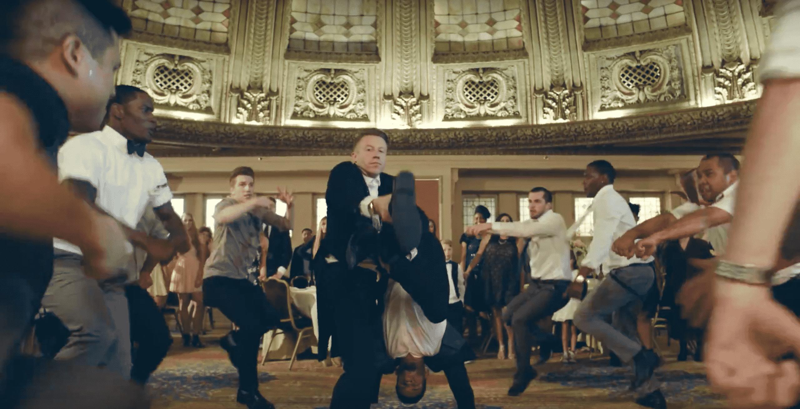 image macklemore ryan lewis clip dance off