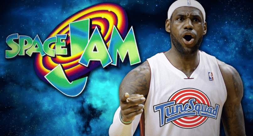 image space jam lebron james