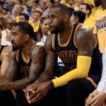 Golden State prend le large face aux Cavaliers