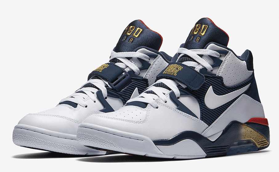 Nike Air Olympic Force Charles Barkley La 180 rdthCsQx