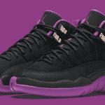 """La Air Jordan 12 GS """"Hyper violet"""" sera de la partie cet été"""