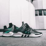 Adidas présente son édition EQT Support ADV Black/Green