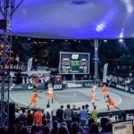 Les championnats du monde 2017 de basket 3×3 auront lieu en France