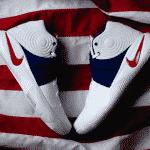 "Présentation de la Nike Kyrie 2 ""USA Olympic"""