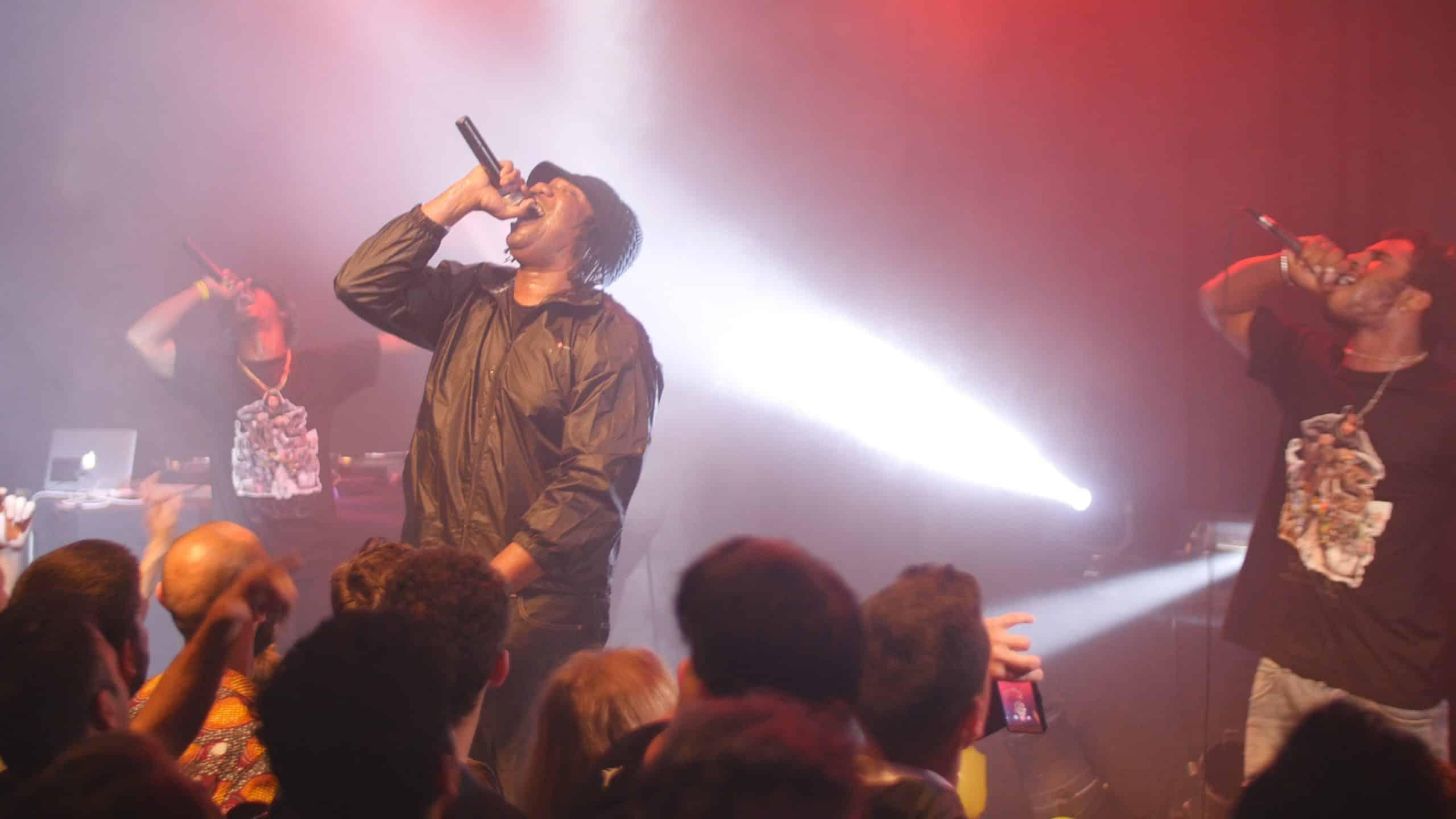image krs one concert à montpellier 2016