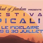 Festival Tropicalize, les 29 et 30 juillet au Fidelaire dans le 27