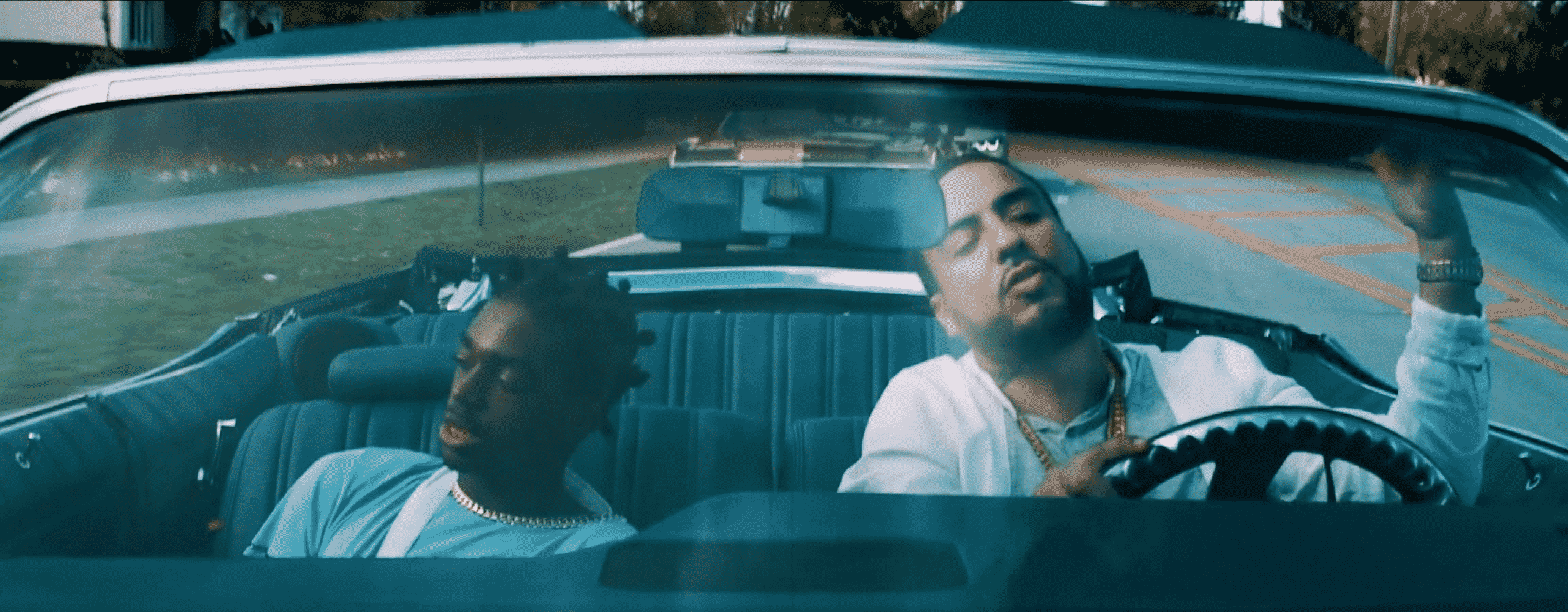image french montana clip lockjaw