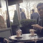 """Sam's en compagnie de Pierre Ménès dans son nouveau clip """"En attendant demain"""""""