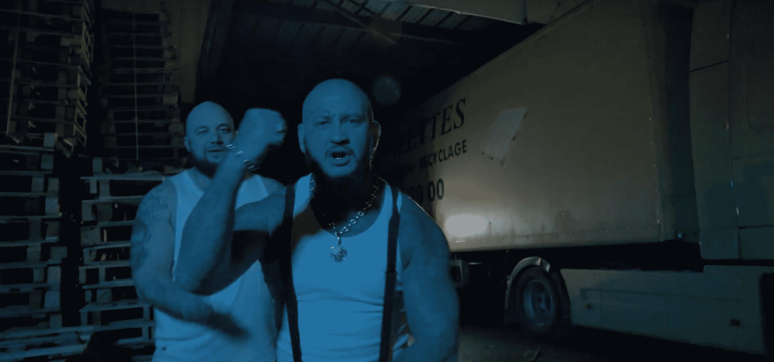 image seth gueko clip camionneurs