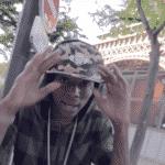 """Soulja Boy est au pied de la Tour Eiffel pour son nouveau clip """"Racks On My Mind"""""""