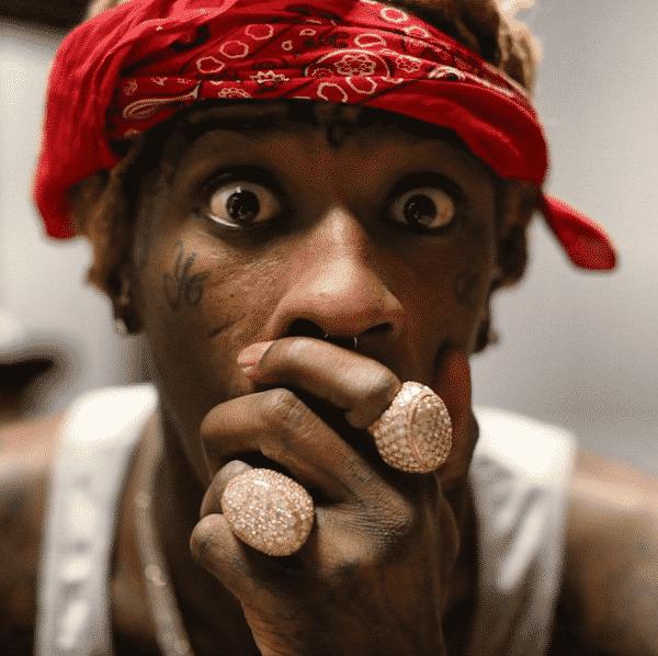 image young thug actu du rappeur