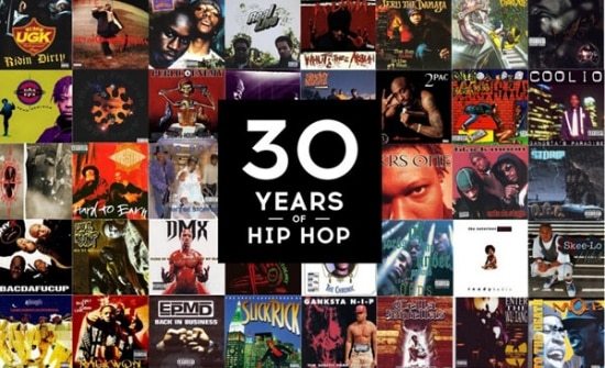 image 30 years of hip hop 2016